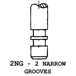 2NG - 2 Narrow Grooves
