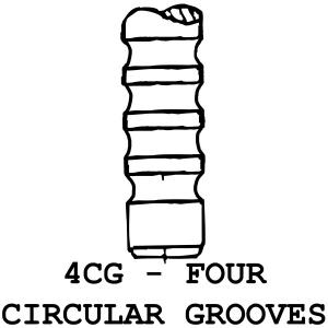 4CG - Four Circular Grooves