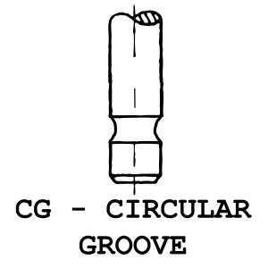 GG - Circular Groove