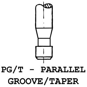 PG/T - Parallel Groove / Taper