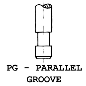 PG - Parallel Groove