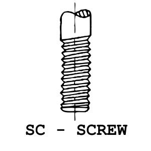 SC - Screw