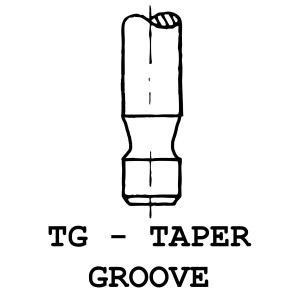 TG - Taper Groove